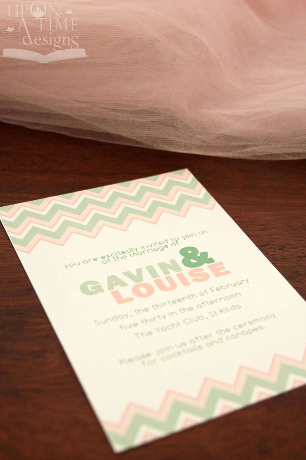 wedding color inspiration succulent green blush pink peach invitations