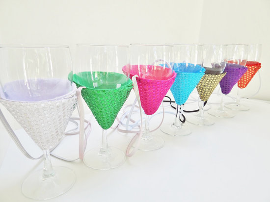 good bad ugly of bachelorette party gifting wine glass holders