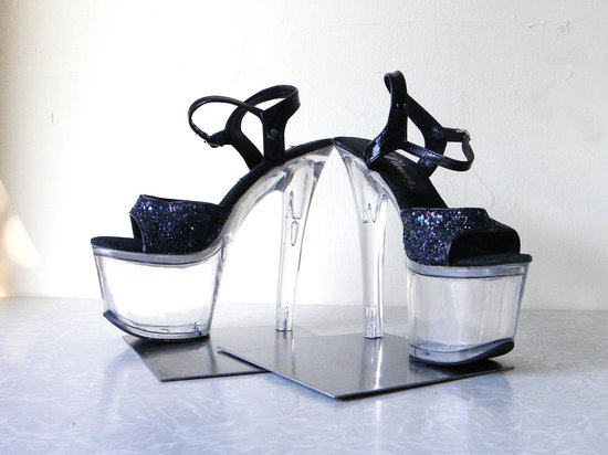 bad bachelorette party gift ideas stripper shoes