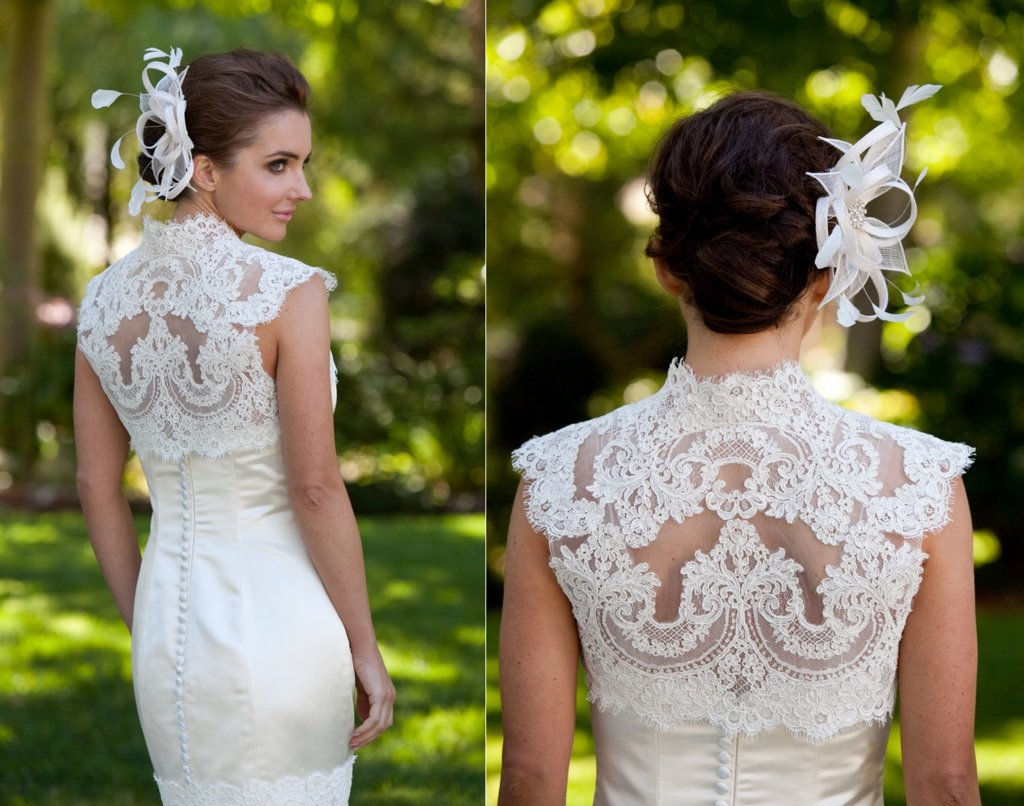 6 stunning handmade wedding dresses and bridal accessories 1