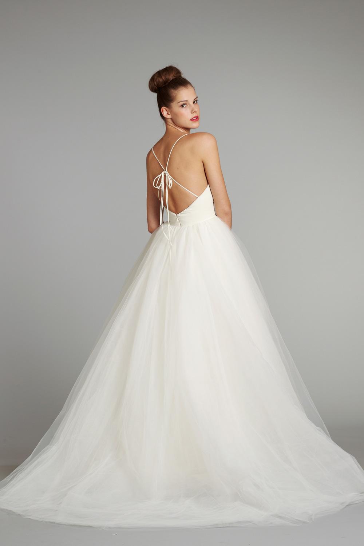 Bridal Gown Wedding Dress Jlm Hayley Paige Blush Fall 2012