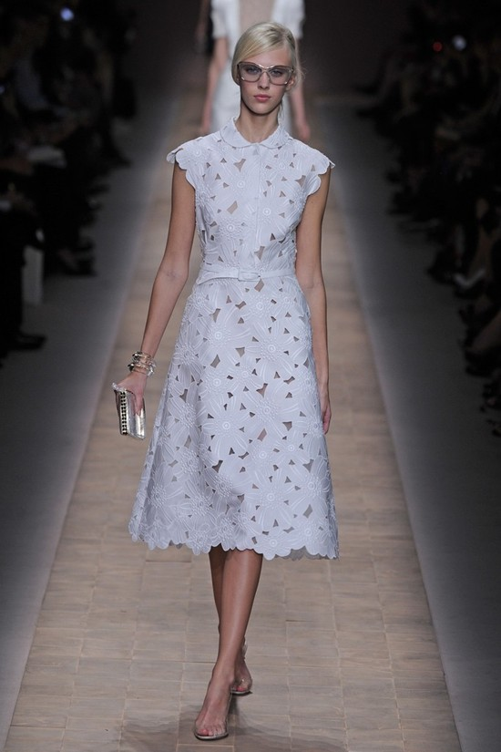 fashion week wedding inspiration Valentino 2