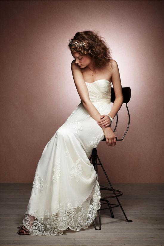 photo of BHLDN, Luella gown