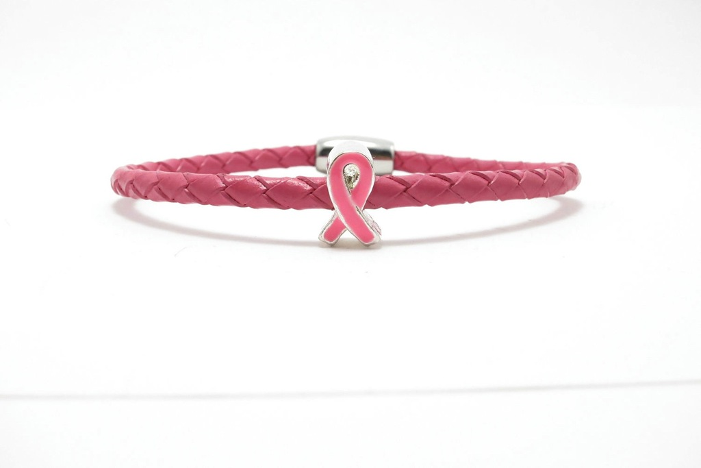 Something-pink-for-the-charitable-bride-breast-cancer-awareness-leather-bracelet.full