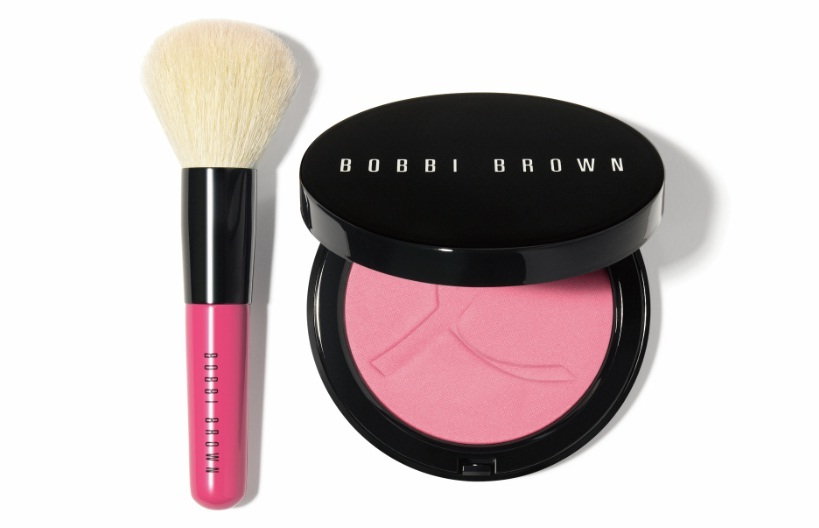 pink gifts for charitable brides bobbi brown blush