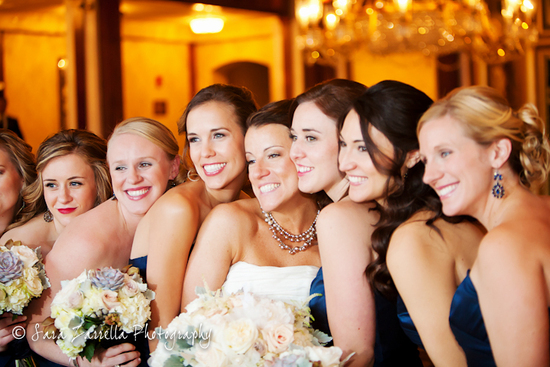 photo of Blushing Brides