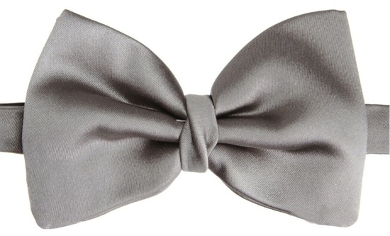 grooms wedding attire awesome bow ties for stylish guys simple silver