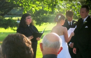 photo of Weddings Etc By Reverend Heather