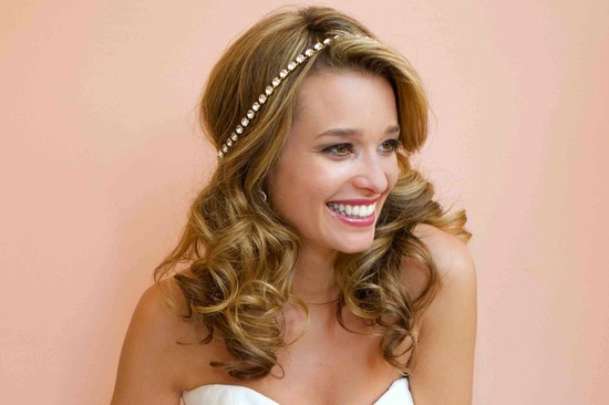 bejeweled bride wedding accessories elizabeth headband