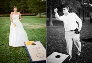 photo of Wedding Games