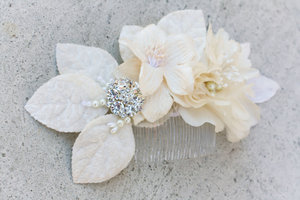photo of Gorgeous Velvet Wedding Accessories for Fall and Winter Brides