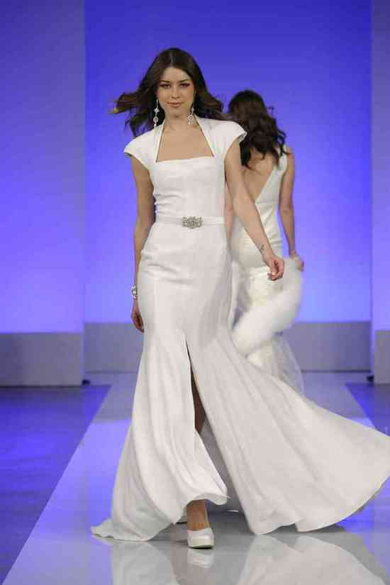 2013 wedding dress collection first look Cymbeline bridal 1