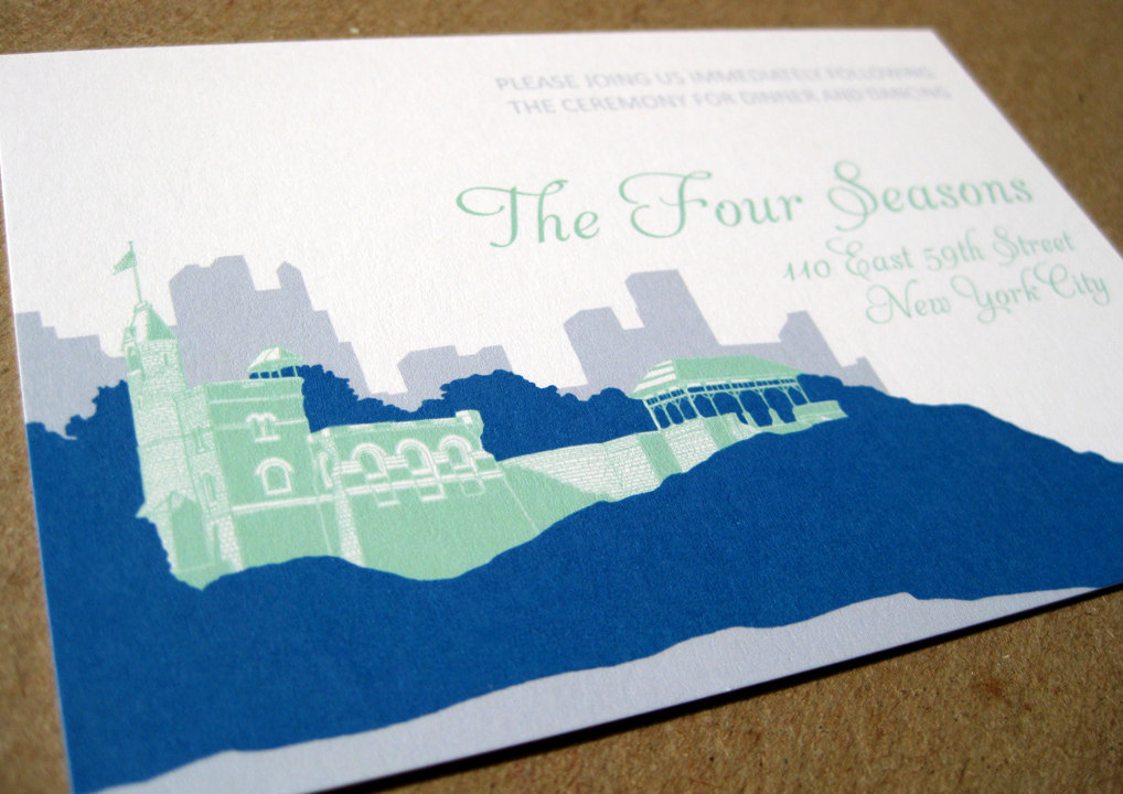 New-york-wedding-inspiration-handmade-etsy-weddings-blue-green-invitation.original