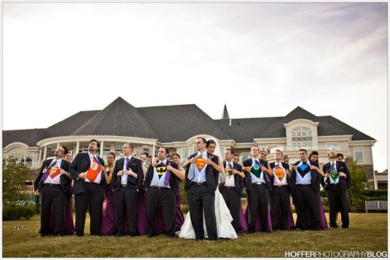 photo of Small Ways to Level Up the Geekery of Your Wedding