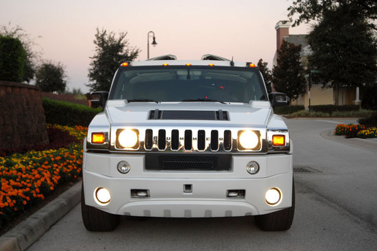 Hummer Limo Dallas