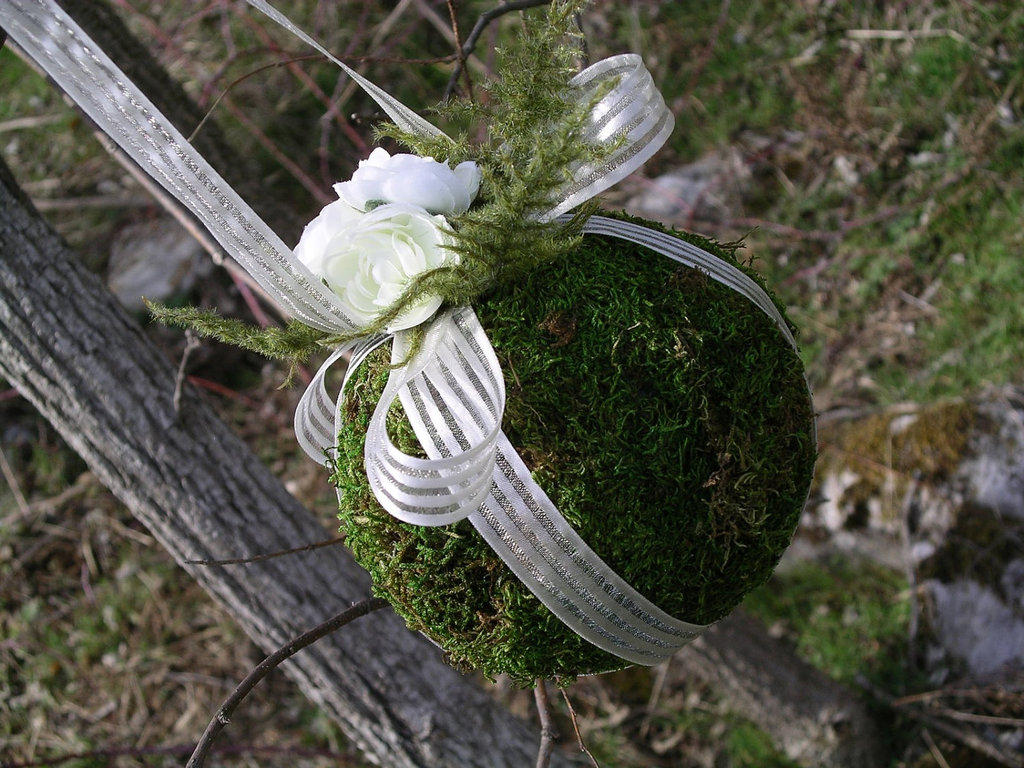 new york wedding inspiration handmade Etsy weddings pomander kissing balls