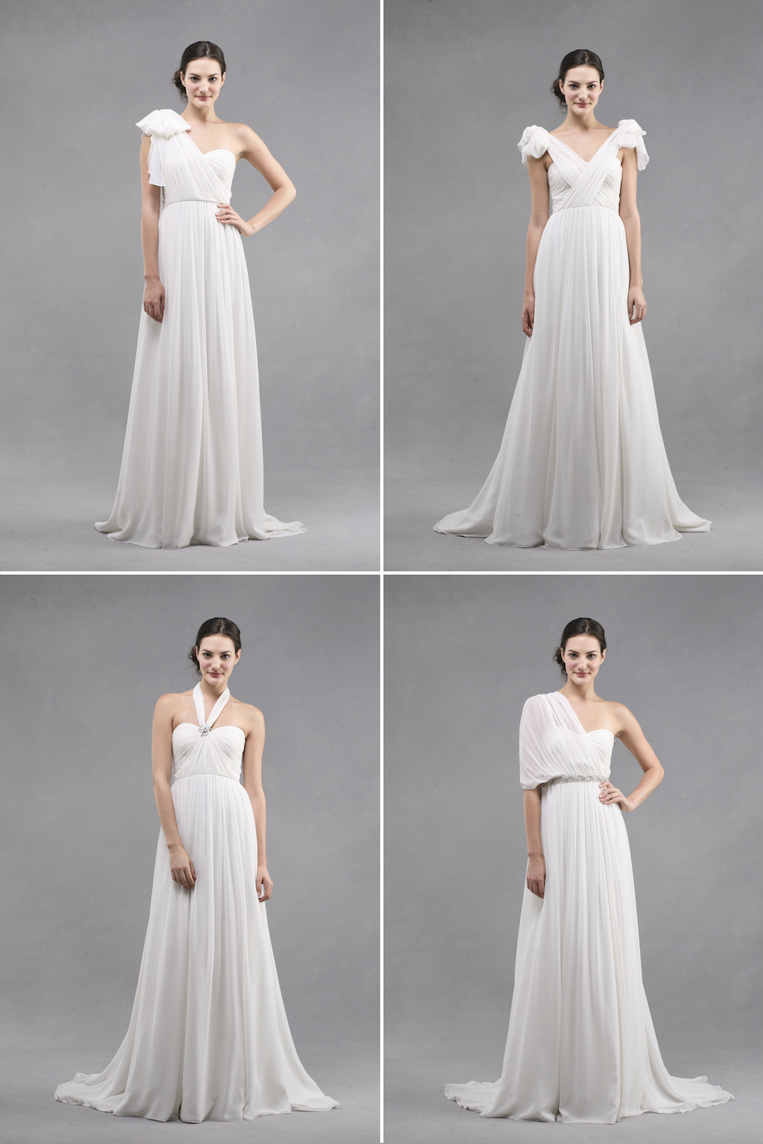 Convertible wedding dresses by jenny yoo 2013 bridal for Jenny yoo wedding dresses