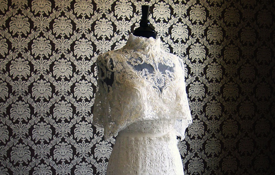 beautiful bridal boleros to top a simple wedding dress vintage beaded lace
