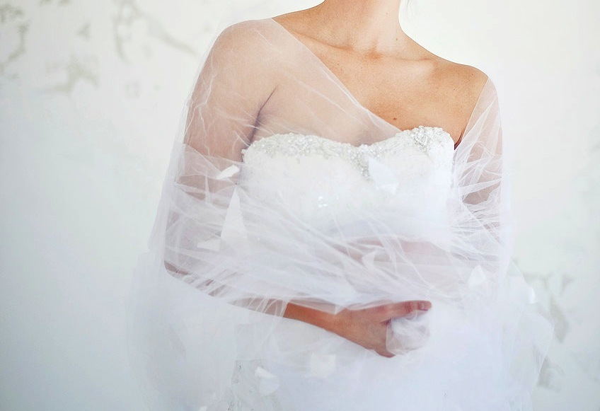 beautiful bridal boleros to top a simple wedding dress sheer wrap 2