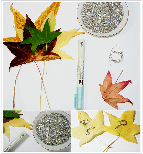 Wedding-diy-for-fall-glitter-leavesa.full