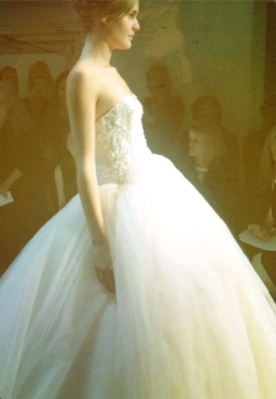 beautifully beaded ballgown from Kenneth Pool