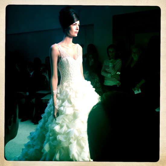 kenneth pool wedding dress spring 2013 bridal 6