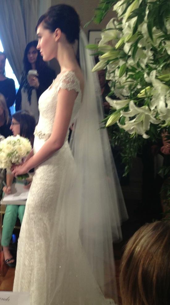 photo of spring 2013 wedding gowns Romona Keveza 22