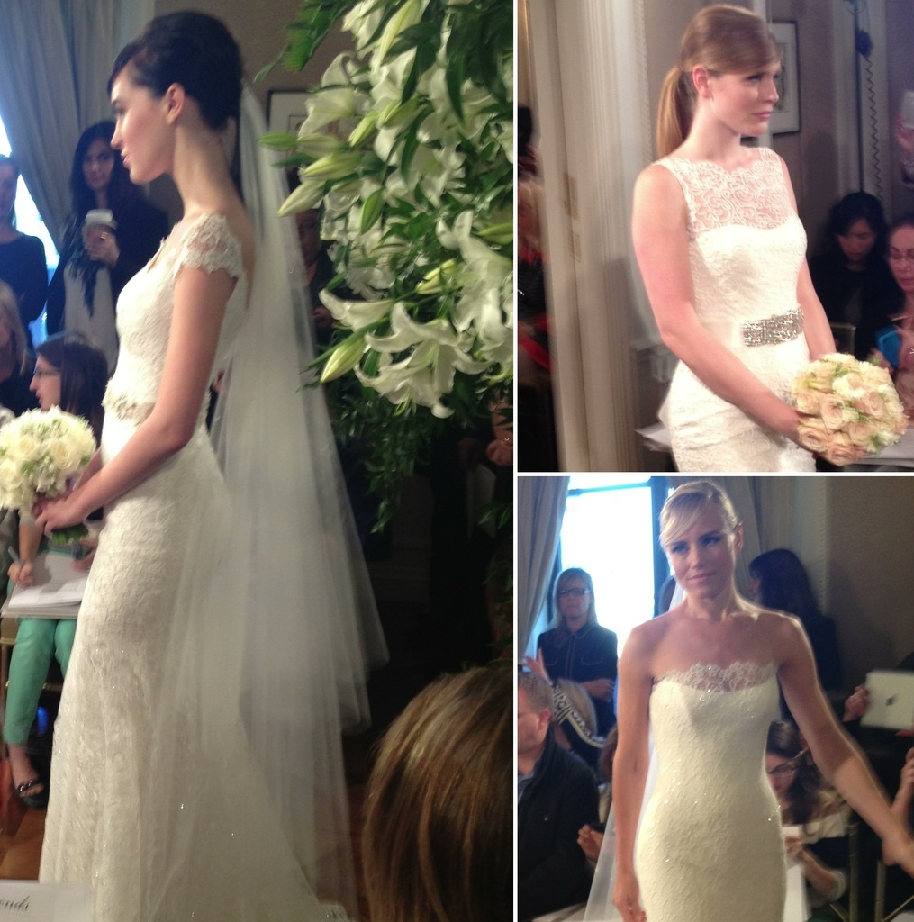 photo of spring 2013 wedding gowns test your designer knowledge