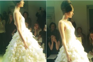 photo of White Hot Instagrams from Bridal Market