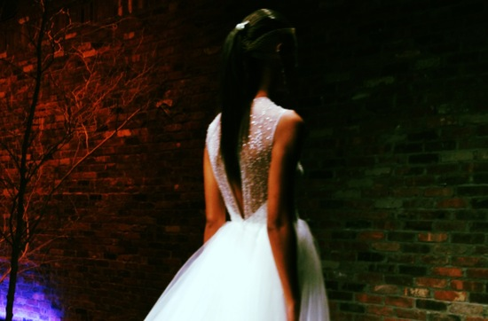 spring 2013 wedding dress bridal runway instagrams 5