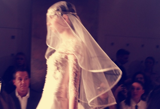 spring 2013 wedding dress bridal runway instagrams 9