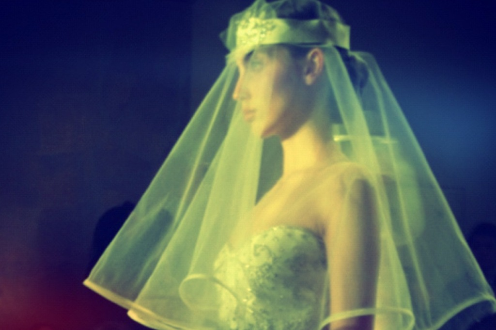 spring 2013 wedding dress bridal runway instagrams 10