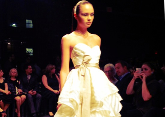 spring 2013 wedding dress bridal runway instagrams 21