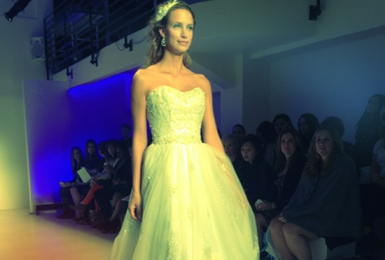 spring 2013 wedding dress bridal runway instagrams 22